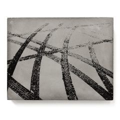 Urban Fragments TRACKS 30x24cm - Bertrand Jayr