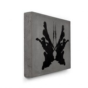Urban Fragments - RORSCHACH #1 24x30cm - Bertrand Jayr