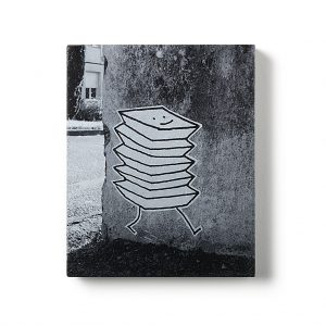 Urban Fragments - ACCORDEON – 24x30cm – Delphine Perret