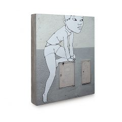 Urban Fragments – BOITIER EDF – 24x30cm – Lucie Albon