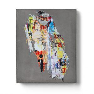 Urban Fragments - NATTY (24x30cm) - Morgan Paslier