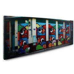 Urban Fragments - STORE 33x95cm – Birdy Kids