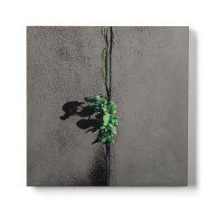 Urban Fragments - HOPE 50x50cm - Bertrand Jayr