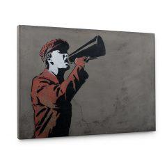 Urban Fragments - Le Crieur 50x70cm - Bertrand Jayr