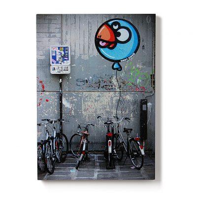 urban fragments balloon in paris-birdykids-50x70cm