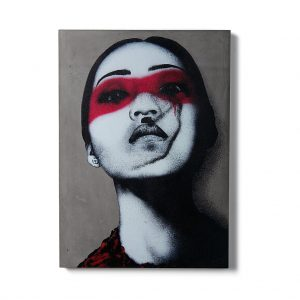 Urban Fragments – PARIS GRAFFITI – 50x70cm – Hagen Design