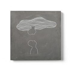 Urban Fragments - NUAGE – 40x40cm – Delphine Perret