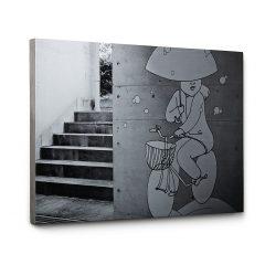 Urban Fragments - MARCHES – 70x50cm – Lucie Albon