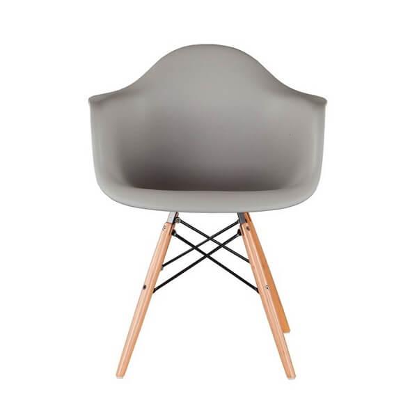 DAW Style stoel WARMGRIJS
