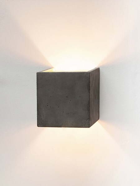 GANT lights- GANTlights B3 wandlamp van beton