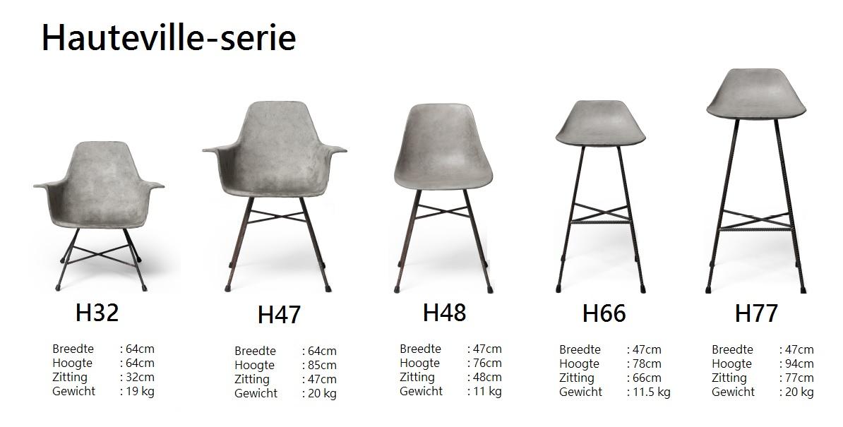 HAUTEVILLE-serie