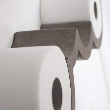 Lyon Beton CLOUD L -toiletrolhouder van beton (4)