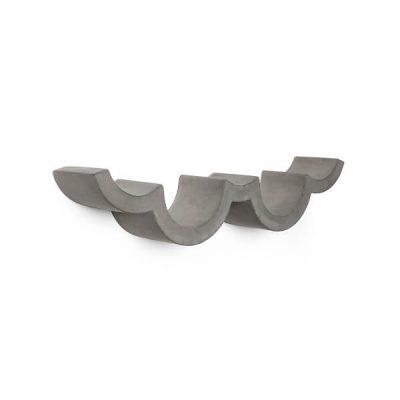 Lyon Beton CLOUD S Toiletrolhouder van lichtgrijs beton