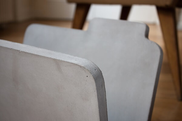Lyon Beton DOC Tijdschriftenrek van beton