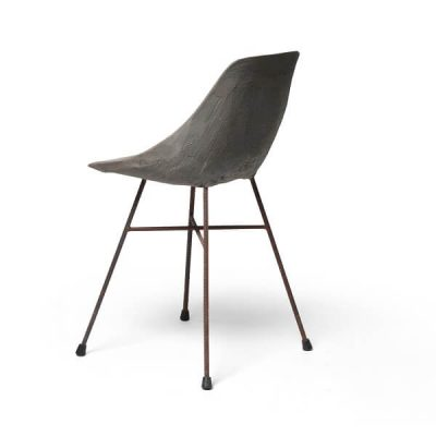 Lyon Beton HAUTEVILLE stoel beton en staal