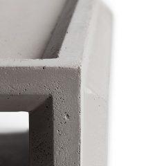 Lyon Beton - PLUS Salontafel - Opbergsysteem van beton