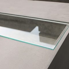 Lyon Beton ZEN - rechthoekige salontafel van beton - 130x70x30cm