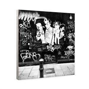 URBAN FRAGMENTS - GRAFFITI WALL 50x50 - D-09101-NO-001 (2)