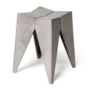 Lyon Beton BRIDGE STOOL krukje van beton