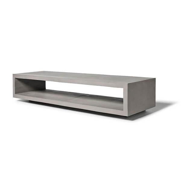 Bekend Coolliving.nl | Lyon Beton MONOBLOC TV-meubel van beton @PS93