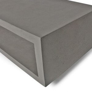 Lyon Beton MONOBLOC TV-meubel van beton (2)