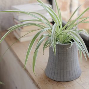 Lyon Beton NUCLEAR PLANT (S) - bloempot, plantenbak van beton (3)
