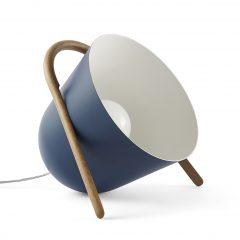 Incipit Elma Vloerlamp Blauw Floorlamp Blue