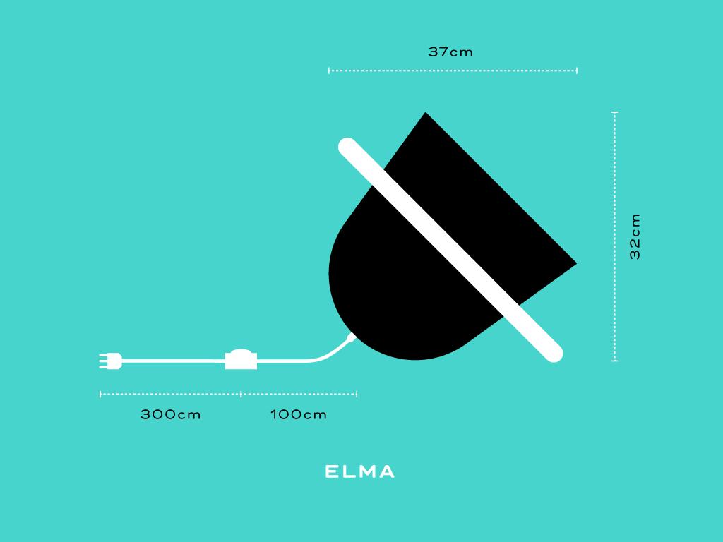 ELMA Incipit sizes dimensions