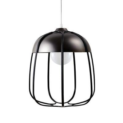 INCIPIT TULL pendant lamp hanglamp zwart nikkel black nickel