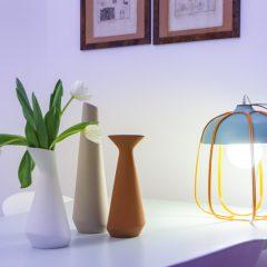 Incipit Lab TULL – vloerlamp bureaulamp ∅ 36cm