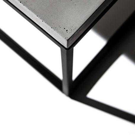 Lyon Beton PERSPECTIVE L salontafel - Black Edition