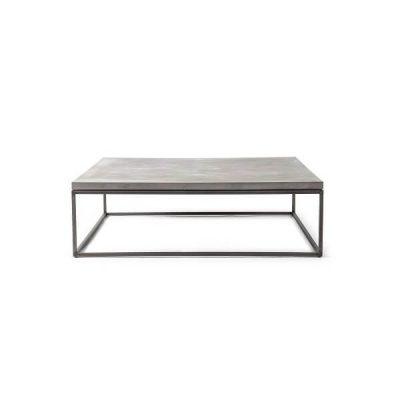 Lyon Beton PERSPECTIVE XL - salontafel van beton en staal (1)