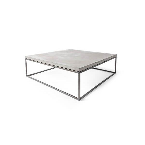 Lyon Beton PERSPECTIVE XL - salontafel van beton en staal (2)