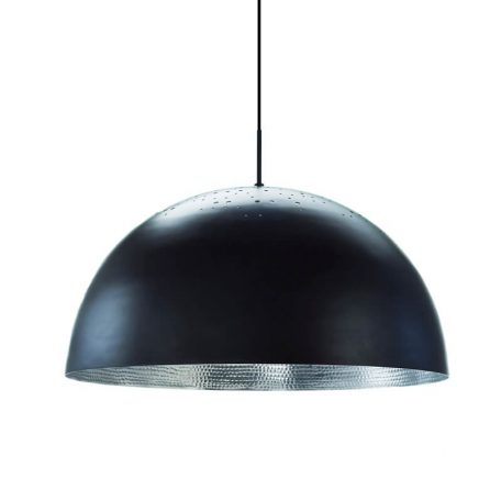 Mater Design SHADE – grote zwarte hanglamp van aluminium – ZWART ALUMINIUM (1)