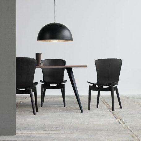 Mater Design SHADE – grote zwarte hanglamp van aluminium – ZWART ALUMINIUM (3)