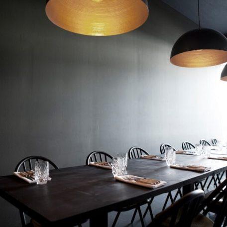 Mater Design SHADE – grote zwarte hanglamp van aluminium – ZWART ALUMINIUM (4)