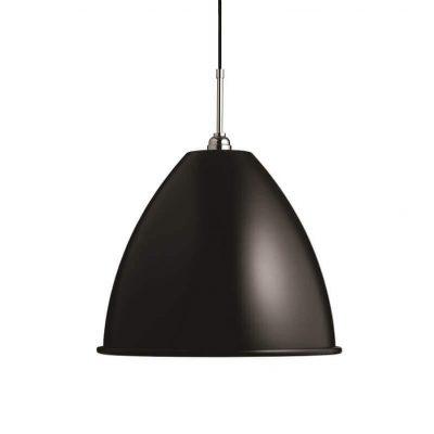 GUBI Bestlite BL9L - hanglamp 40cm - Zwart