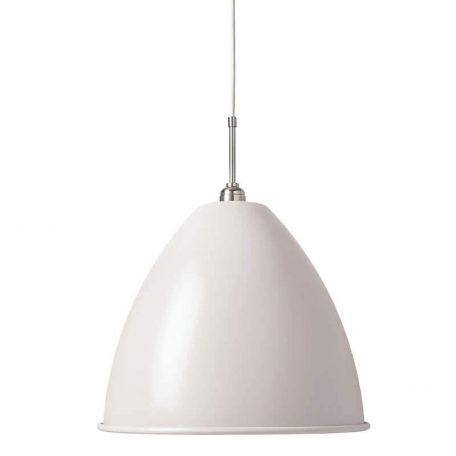 GUBI Bestlite BL9L - hanglamp 40cm - mat wit