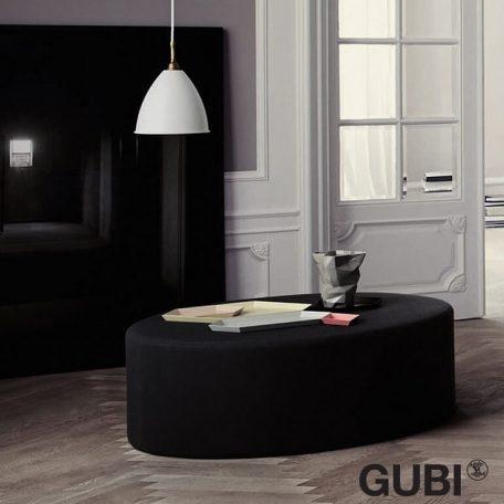 GUBI Bestlite BL9L - hanglamp van metaal, fitting chroom (1)