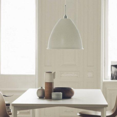 GUBI Bestlite BL9L - hanglamp van metaal, fitting chroom (3)