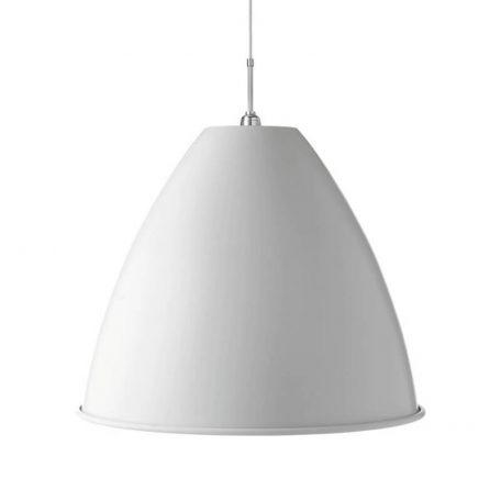 GUBI Bestlite BL9XL - metalen hanglamp van 60cm - WIT (1)