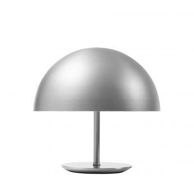 Mater Design BABY DOME - aluminium tafellamp 25cm - ALUMINIUM