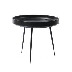 Mater Design BOWL bijzettafel Large zwart