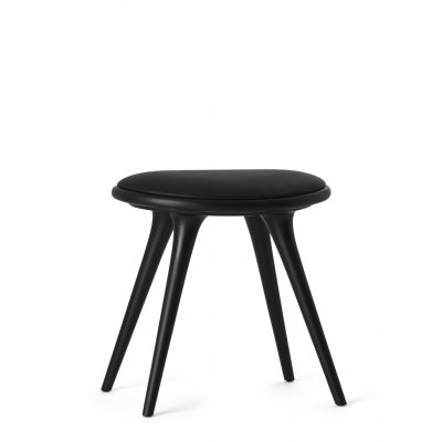 010013_Mater Design High Stool Black stained Beechwood