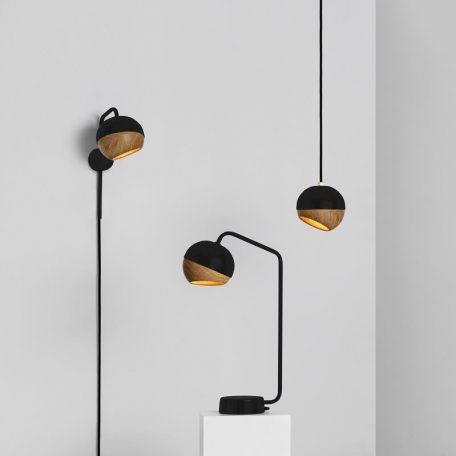 MATER Design RAY Zwart - Product-family
