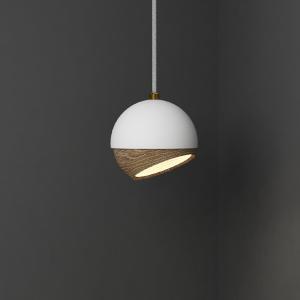 Mater Design RAY - witte hanglamp van metaal