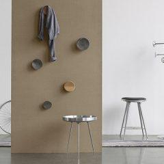 Mater Design BOWL -ronde aluminium bijzettafel (M)