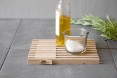 by WIRTH - TABLE FRAME - Onderzetter Eiken - Naturel