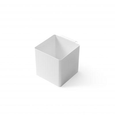GEJST FLEX SMALLBOX wit - Deze opbergbox is onderdeel van de GEJST FLEX-serie. Deze serie combineert functie met uniek en elegant Scandinavisch design.