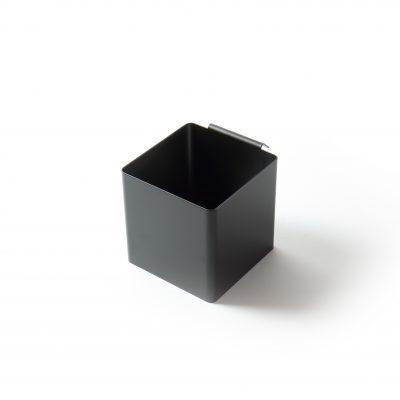 GEJST FLEX SMALLBOX zwart - Deze opbergbox is onderdeel van de GEJST FLEX-serie. Deze serie combineert functie met uniek en elegant Scandinavisch design.